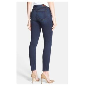 Paige Denim Hoxton Skinny Ankle Lise High Rise 26